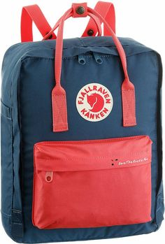 Fjällräven Rucksack, »Save the Arctic Fox Kanken« für 99,99€. Backpack »Save the Arctic Fox Kånken«, B/T/H: ca. 27/13/38 cm bei OTTO