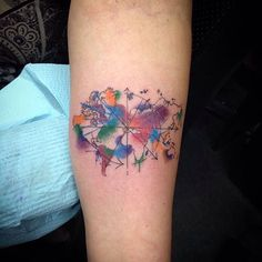 These 61 Map Tattoos Will Give You Major Wanderlust