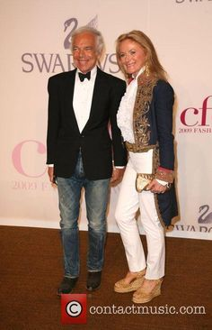 Ralph Lauren, Ricki Lauren and Cfda Fashion Awards 2009 CFDA Fashion Awards at Alice Tully Hall, Lincoln Center - Pictures) Swiss Ski, Ski Sweater, Ralph Lauren, Lincoln Center, Sportswear, Awards, Shorts, American, Sweaters