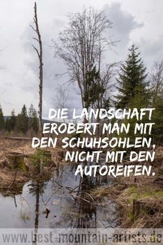 Die 100 besten Wanderzitate The 100 best hiking quotes Quotes on hiking, mountains, travel and nature Hydrangea Landscaping, Privacy Landscaping, Traveling Alone Quotes, Travel Alone, Hiking Quotes, Travel Quotes, Die 100, Girl Quotes, Quotes Quotes