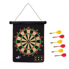 Big Brother Magnetic Dartboard