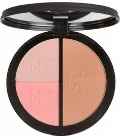 Vitality Brightening Anti-Aging Face Disk  An all-in-one complexion perfection disk containing: matte bronzer, blush, and illuminator. Great product for someone on-the-go and wants one product to do it all!