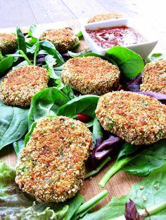 Vegetable and Quinoa Croquettes Vegan Recipe