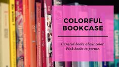 Colorful Bookcase: Pink Books to Peruse, is part of my Colorful Bookcase series . I found some fascinating books about pink to share with you. Pink Paint Colors, Pink Color, Glass Ceiling, Pink Houses, Good Housekeeping, Book Photography, Pink Fashion, Color Trends, Decorative Items
