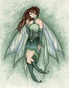 jessica galbreth fairy pictures | Gemstone Fairy - Jade From Heaven and Earth Designs - Cross Stitch ...