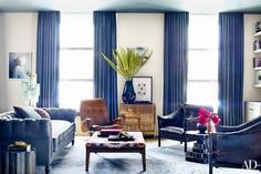 John Legend and Chrissy Teigen's NYC Apartment Is Perfection via @domainehome