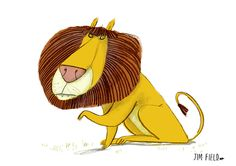 There's a Lion In My Cornflakes - jim field