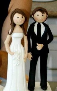 Wedding cake TOPPERS TUTORIALS,,,,,lots
