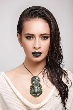 Yasmin Bidois of Maori (Nga Puhi, Ngati Awa) and French descent. Yasmin signed to CLYNE modeling agency. Her mother Llanis is also beautiful.