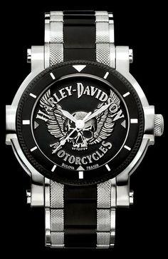 Harley Davidson Watch by Bulova
