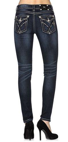 ... Me® Jeans, Tops, Belts! on Pinterest | Miss mes, Cut jeans and Pants