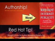 Authors: Get More Traffic: The newest SEO secret! And much, much more.