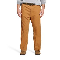 Dickies Men's Big & Tall Relaxed Straight Fit Sanded Duck Canvas Carpenter Jean-