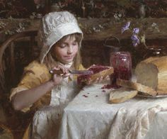 Morgan Weistling - Strawberry Jam - by Artistic Holdings Company
