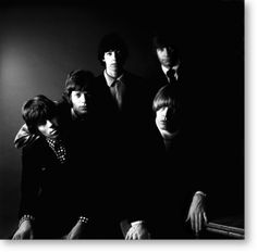 Guy Webster. The Rolling Stones, 1965. Aftermath