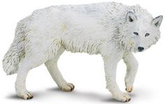Safari Ltd NAW 220029 - White Wolf
