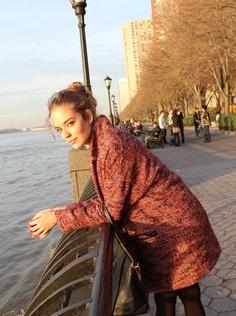 Clara Alonso @ NYC