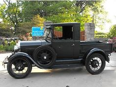 1928 Model A Ford Truck Pickup