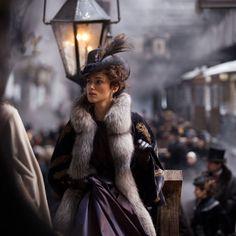 "Real Talk With Keira Knightley: ""I Am No Better Than Anna Karenina"""