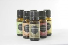 Essential Oils for Acne and Scarring