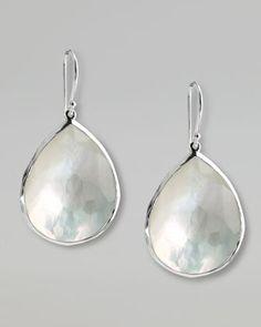 Ippolita Mother-of-Pearl Teardrop Earrings