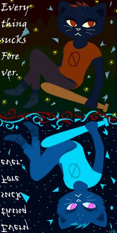 Some personal art for NITW ❤ Mae Borowski, Dropping Out Of College, Ace Pride, Night In The Wood, Some Nights, Games Images, Bad Feeling, Geek Art, Background Pictures