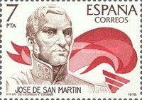 Jose de San Martin - 1978