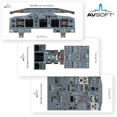 ACSOFT Training Materials- 737-800 NG Flight Deck Familiarization