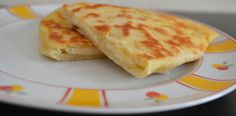 Naans au fromage - Panamsaine