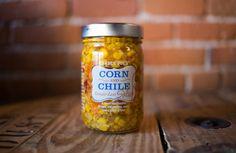 trader joe's corn salsa. Super delicious!