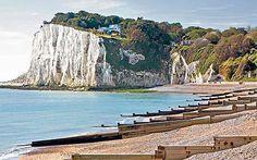 St Margaret's Bay in Kent