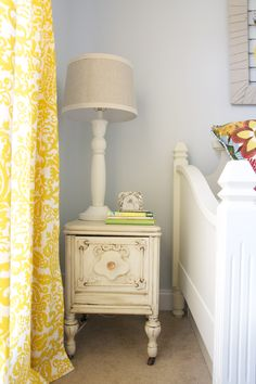 "Benjamin Moore ""Glass Slipper""  Love this wall color!"