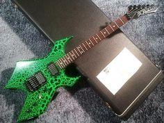 BC Rich USA Custom Shop Warlock   28jt   Guitars Other Brand ...