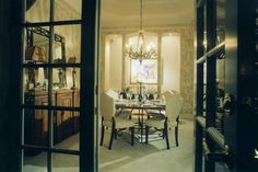 glass dining room tables round best quality dining room furniture dining room idea #DiningRoom