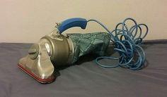 Royal Handheld Vacuum 501 w/ Power Dust Brush Reusable Bag