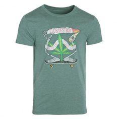 VOLCOM Jointer SS tee-shirt tri-blend 35,00 € #skate #skateboard #skateboarding #streetshop #skateshop @playskateshop