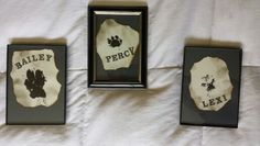 A fun DIY project and great keepsakes!