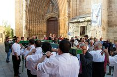 La Cruz de Mayo en Aranda de Duero