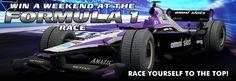 Formula 1 weekend giveaway