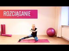 Rozciąganie nóg (stretching)   Codziennie Fit - YouTube