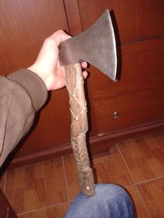 Picture of Make a War Axe!