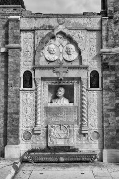 San Michele Cemetery, Venice Italy