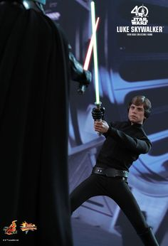 Hot Toys : Star Wars: Episode VI Return of The Jedi - Luke Skywalker 1/6th scale Collectible Figure