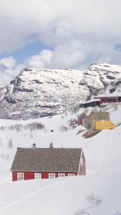 Fjords, tundra, sunny villages and snowy mountains await you on Norway's Bergensbanen train! Norway Tours, Norway Landscape, Snowy Mountains, Beautiful Places To Travel, Mountain View, Travel Guide, Trips, Landscapes, Destinations