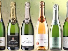 FROM the finest champagne to cheap and cheerful cava, our expert picks the best bubbly.