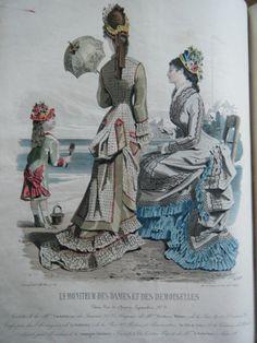 Le Moniteur des Dames et des Demoiselles 1877