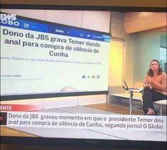 Erro de digitação na Globo News causa constrangimento e piadas