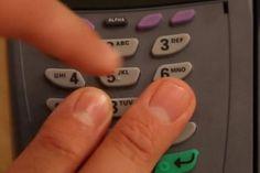 Теперь любой преступник может вычислить твой pin-код за несколько секунд. узнай, как защитить себя. — БУДЬ В ТЕМЕ