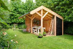 Woodworking: 10 easy ways to build your own pergola Gazebo, Scandinavian Garden, Scandinavian Style, Cheap Sheds, Woodworking Saws, Woodworking Equipment, Woodworking Store, Wooden Sheds, Outdoor Sheds
