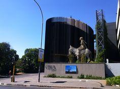Circa art gallery, Rosebank. Photo by Paula Gruben.